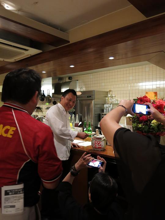 resort dining Se Relaxer(スルラクセ) 6周年感謝祭 前編/最強伝説・土佐あかうし