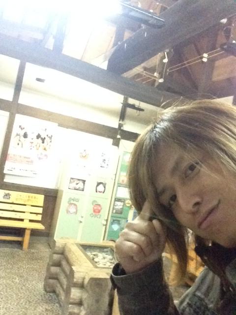 大歩危駅にて3
