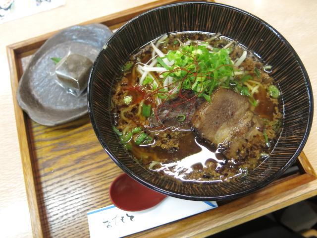 布施ヶ坂・角煮ラーメン2