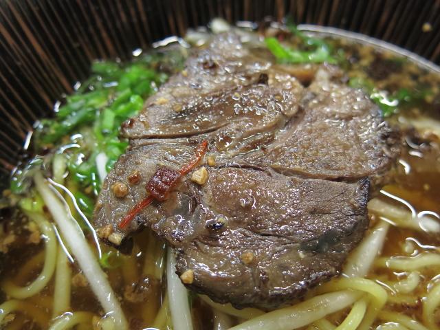 布施ヶ坂・角煮ラーメン9