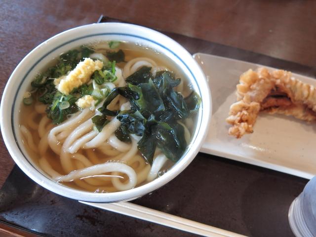 セルフうどん さぬきや 【麺屋100店行脚・4店目(2)】