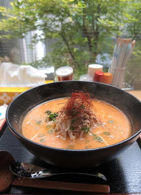どば・担々麺8