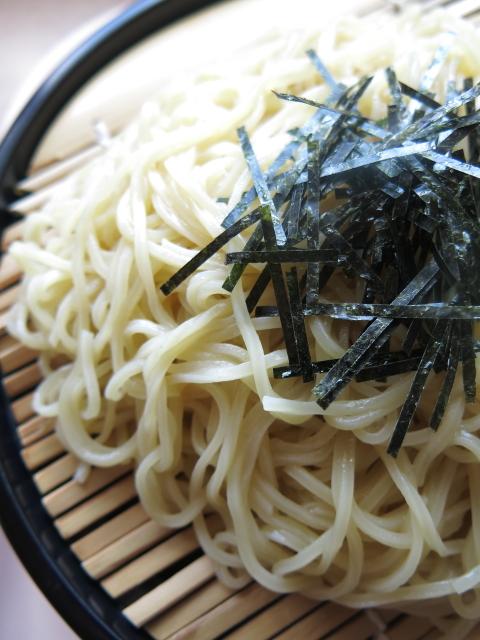 美味しんぼ山岡・ざる麺9