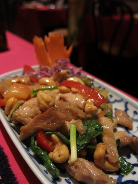 タイ王国料理フォーシーズンズ6