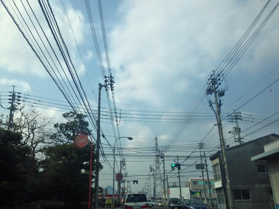 香川の道路