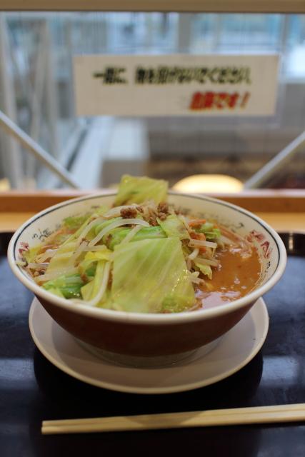 丸醤屋・肉味噌野菜ラーメン大盛11