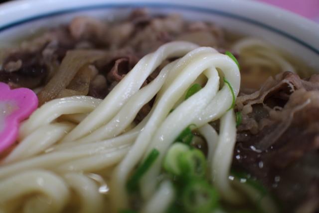 真田・肉うどん3