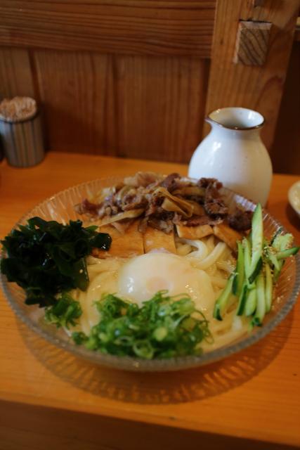 麺房まつみ・五目・山かけ・冷五4