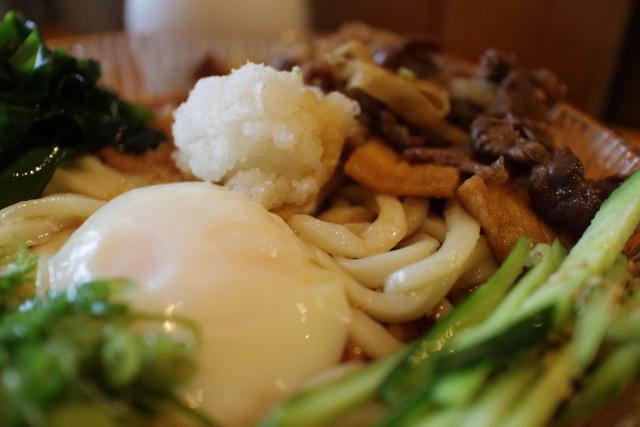 麺房まつみ・五目・山かけ・冷五5