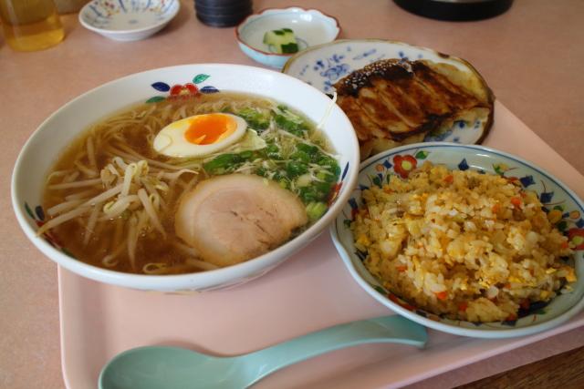 美味しんぼ山岡・担々麺・千春さ7