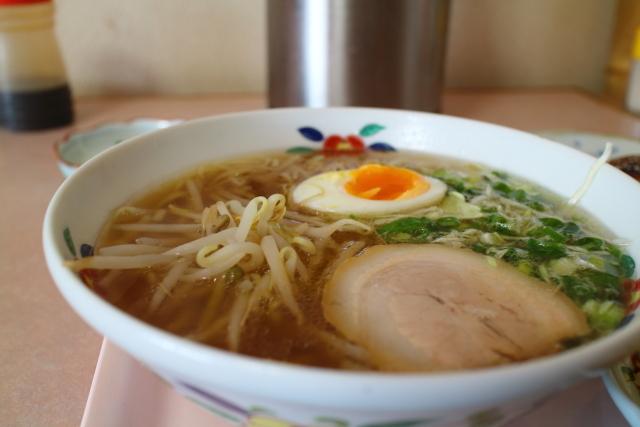 美味しんぼ山岡・担々麺・千春さ11
