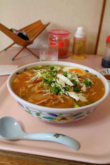 美味しんぼ山岡・担々麺・千春さ15