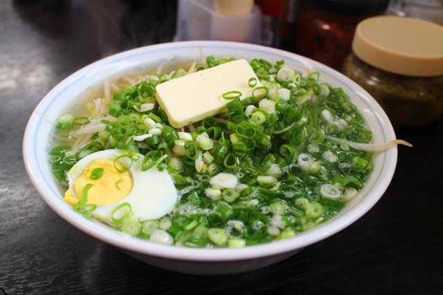 いごっそラーメン店長 塩バターラーメン/醤油ラーメン/つけ麺