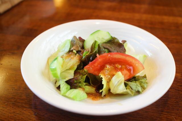北欧館・茄子と挽肉のカレー3