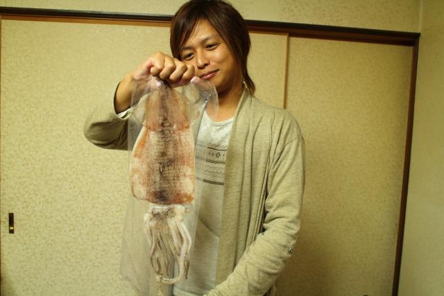 寺尾鮮魚店サバ寿司1