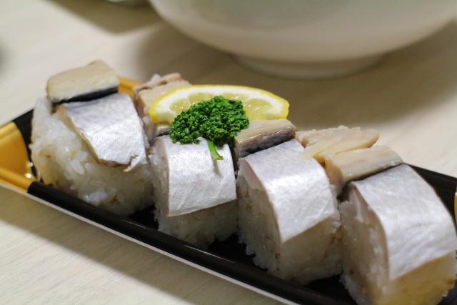 サンシャインカル・サバ寿司2