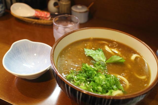 麺房まつみ・カレー・柚庵1