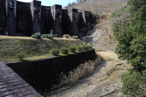 香川・豊稔池ダム3