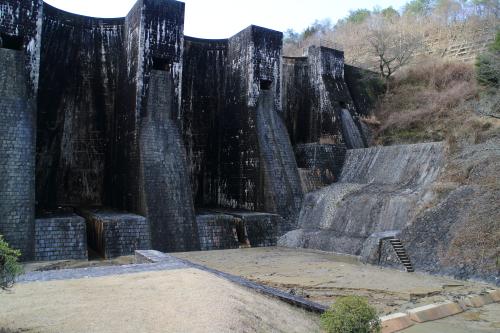 香川・豊稔池ダム7