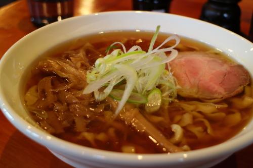 麺sHouse繋・白湯ラーメン2
