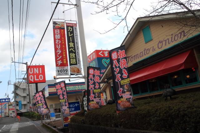 「トマト&オニオン」高知市介良でランチにハンバーグ!を食べない
