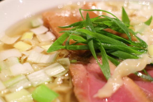 夜須製麺所・鴨らぁ麺