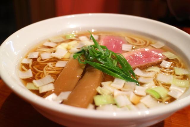 夜須製麺所・鴨らぁ麺 (3)