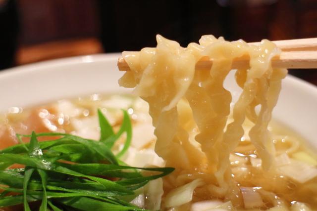 夜須製麺所・鴨らぁ麺 (8)