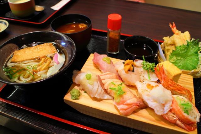 寿司一貫・瀬戸店(高知市)4