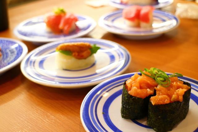 くら寿司・かけうどん(高知)1