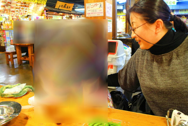 ひろめ市場・通向けメニュー4