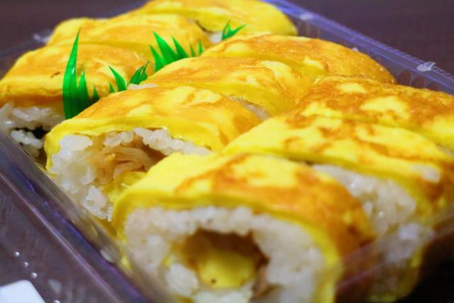 玉子焼き寿司2