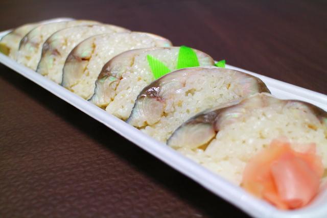 サバ寿司4