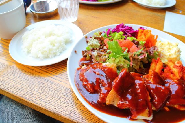 カフェ「gumbo」ガンボ(高知)4