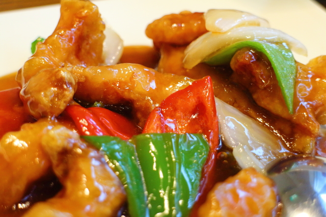 高知の中華料理「華珍園」別館15