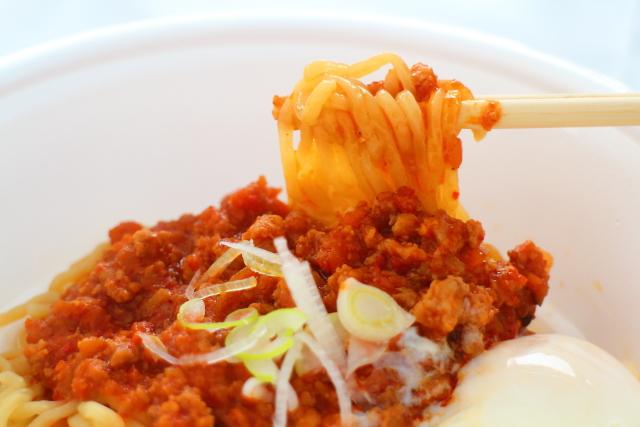 食1グランプリ「おち担々麺」3