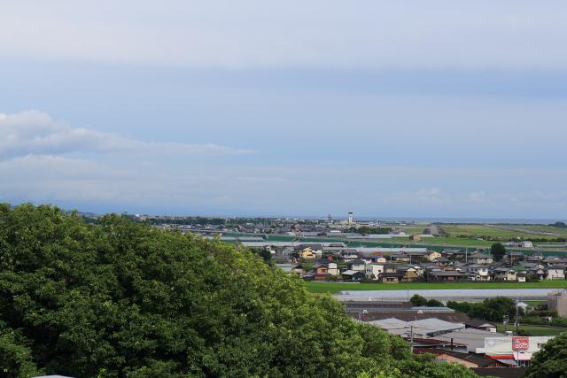 南国市・吾岡山公園20