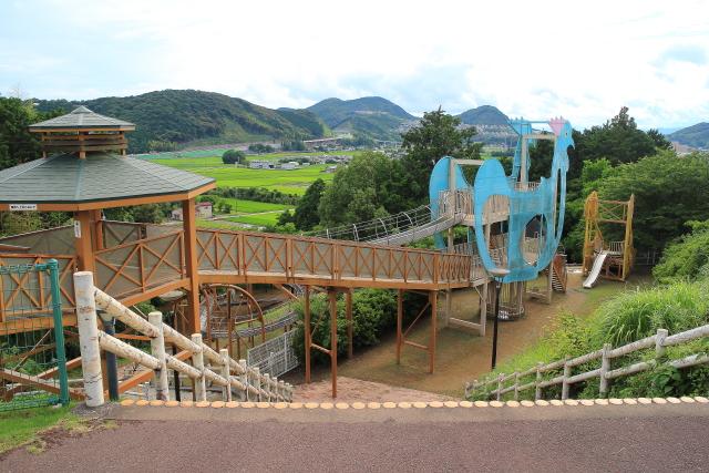 南国市・吾岡山公園26