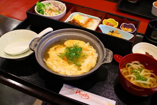 おむすびに雑炊!和食モーニング有り「ゆうゆう」大津店