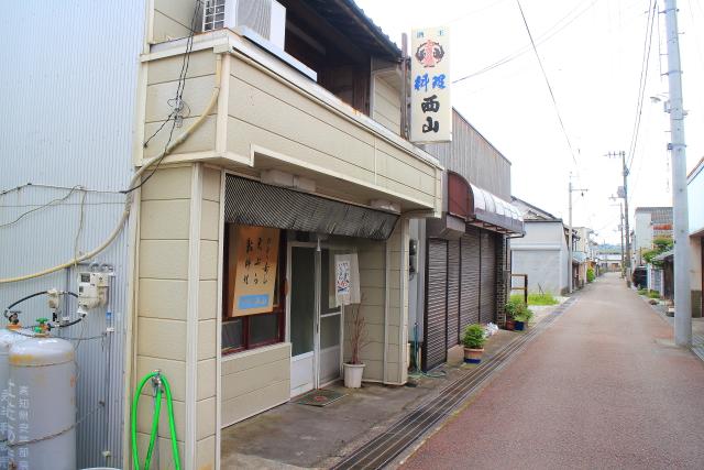 西山料理店(田野町)オムライス9