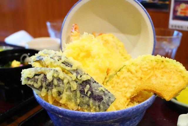 天丼や・にしかわ・高知市4