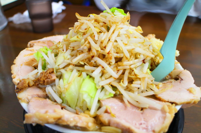 麺屋 輝 豚麺