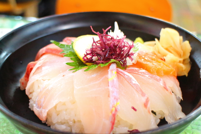 どーや食堂・特選海鮮どーや丼5