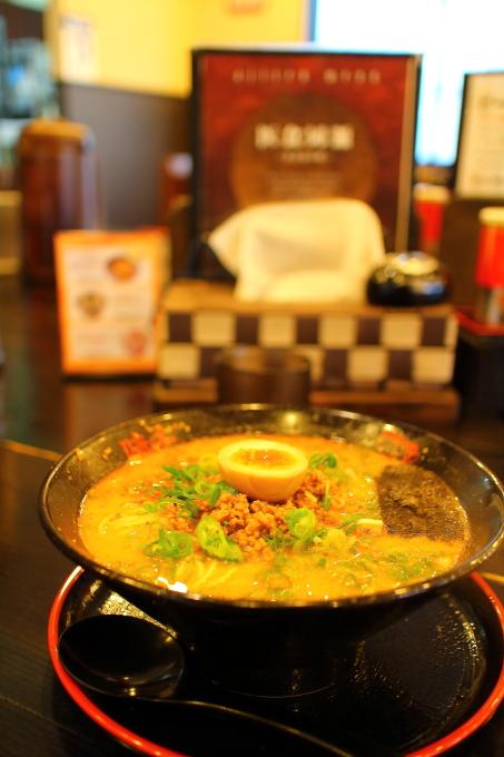 味千ラーメン高知南国店・担々麺3
