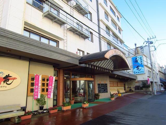 喜寿・静岡伊豆放浪記! 第17話 「稲取東海ホテル・湯苑」