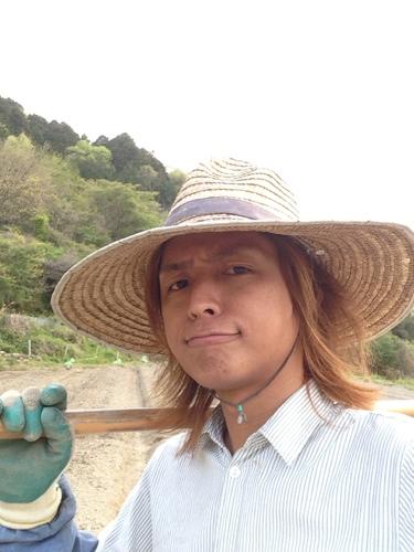 生姜を植えよう!3