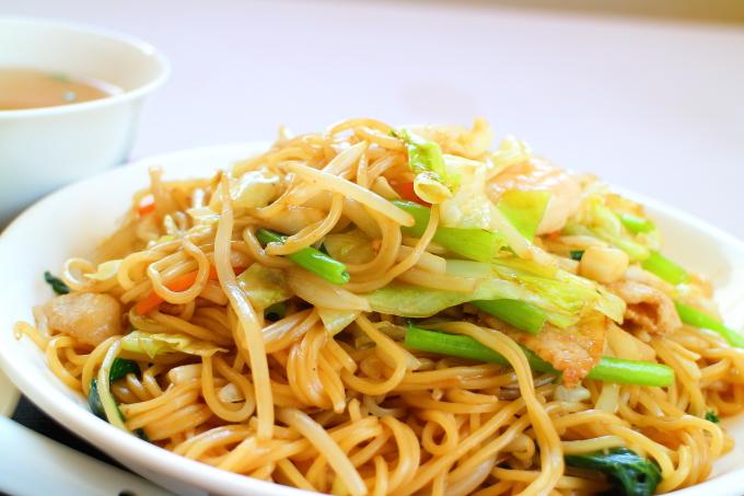 銀龍閣・中華料理ランチ・高知2