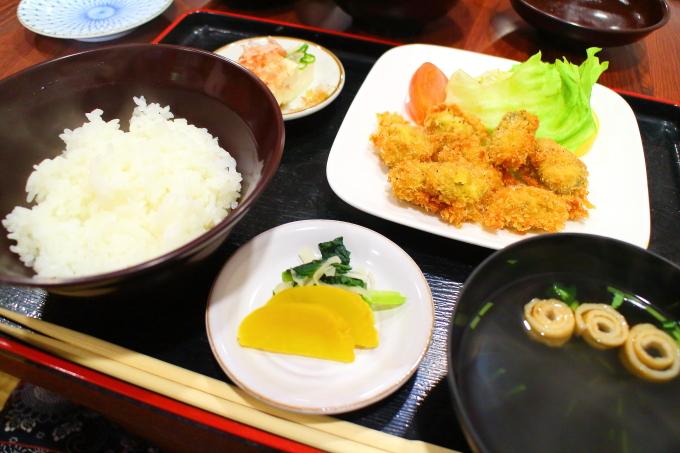 かき吉食堂・カキフライ22