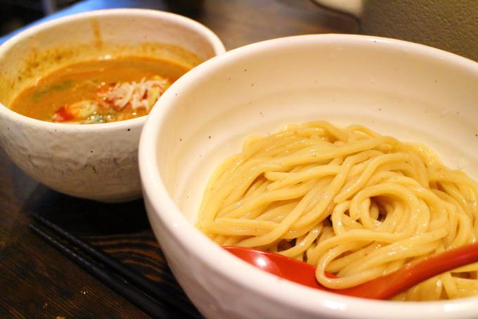製麺処蔵木・高知市・坦々つけ麺7