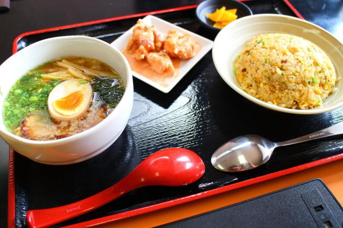 ラーメン食堂黒まる・高知南国10